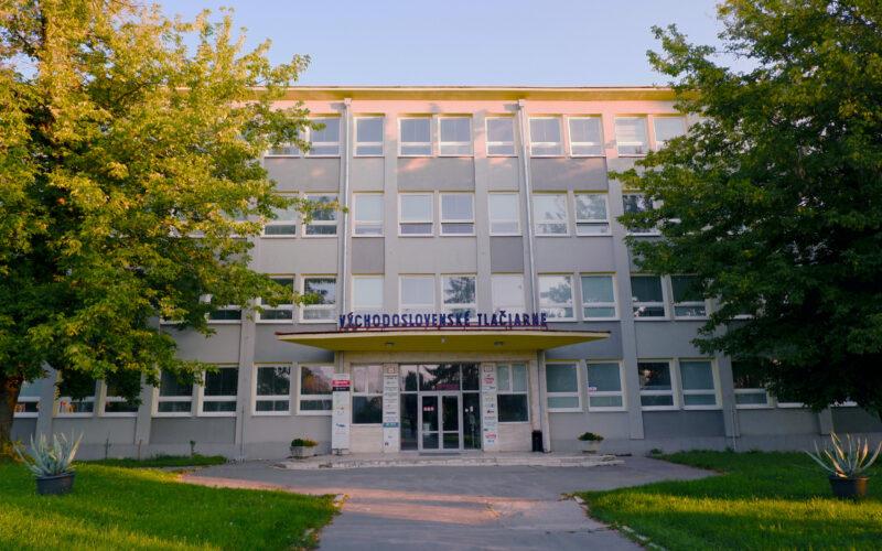 BCK Letná - exteriér